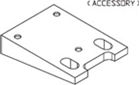 """Picture of 1/2"""" ADAPTOR PAD"""