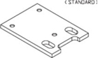 """Picture of 3/4"""" ADAPTOR PAD"""