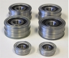Picture of 445 / 445FS ROLLER BEARINGS & COVERS (ALL)  ASSEMBLY