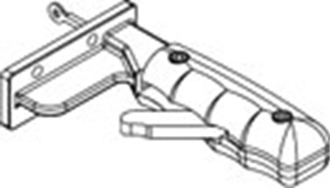 Picture of 445 SN HANDLE ASSEMBLY