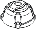 Picture of CYLINDER CAP