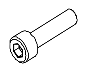 Picture of Hex Socket Head Bolt