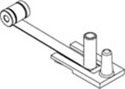 Picture of NAIL PUSHER ASSEMBLY (REAR LOAD)