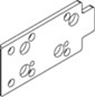 Picture of STAPLE GATE PLATE