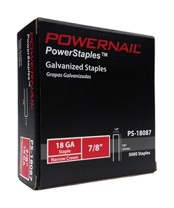 Picture for category 18 GA Flooring PowerStaples