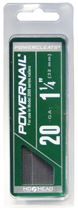 """Picture of SINGLE-Green Pkg 1-1/4"""" 20 Ga  (1X1M) L-POWERCLEAT"""