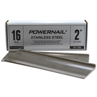 """Picture of 16 Ga. 2"""" Stainless Steel Powercleats"""