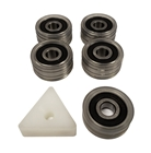 Picture of 445/50P ROLLERS & TRIANGLE (ALL) ASSEMBLY