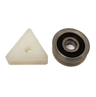 Picture of 9mm Bearing w/ molded cover & Plastic Triangle