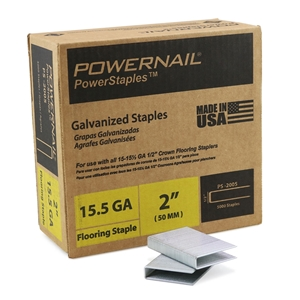 "Picture of Yellow Box 2"" POWERSTAPLES - 5,000ct"